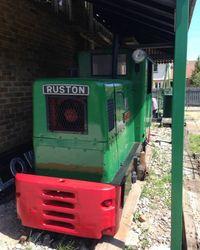 Ruston Loco 14