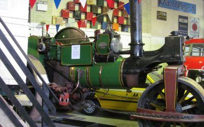 1924 Aveling & Porter Steam Roller