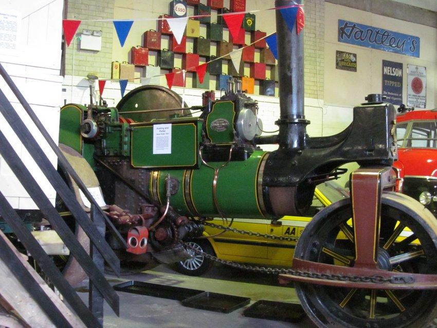 1924 Aveling & Porter Steam Roller