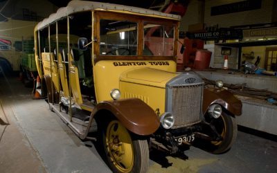 "1929 Dennis GL ""Toastrack"" Charabanc"
