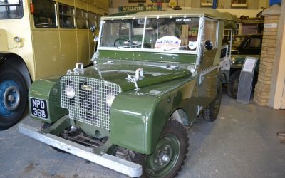 1949 Series 1 Land Rover