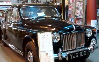 Rover 100 P4 Saloon