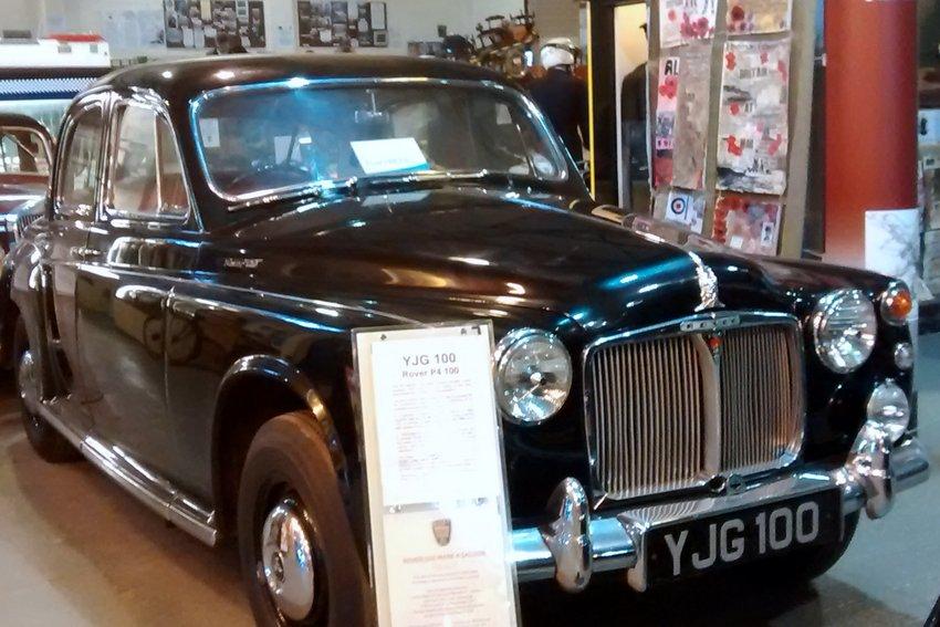 Rover 100 Mark 4 Saloon