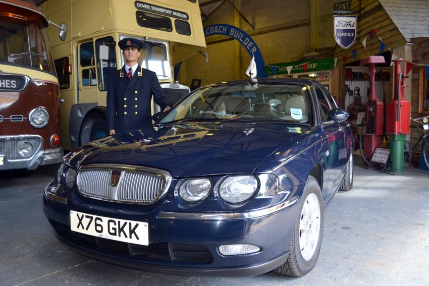 Rover 75- Dover Mayoral Car 2000/13