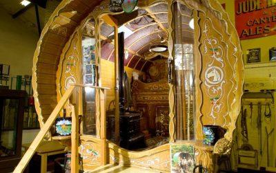 Two Piece Romany Wagon – circa 1930