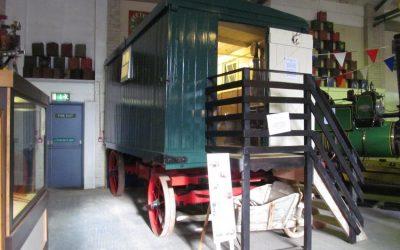 Workman's Living Van