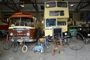 Vintage Transport Vehicles