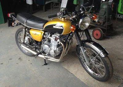 1972 Honda 500 - 22