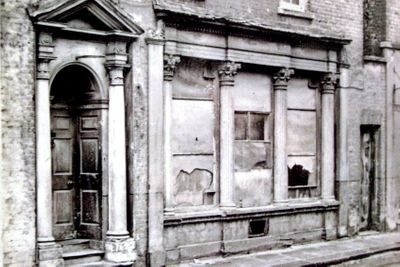 Original Snargate Street Shop