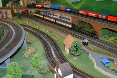Building the Model Railway