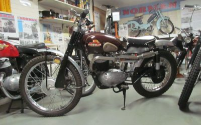 Norman Motorcycle Collection
