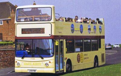 East Kent 105 Vintage Bus Day